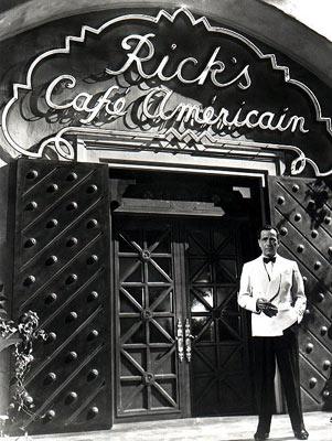 Ricks cafe casablanca morocco