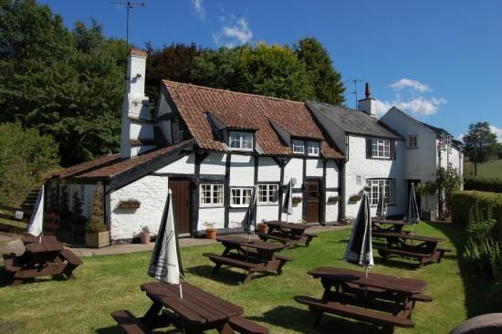Loughpool Inn pub, Ross-on-Wye