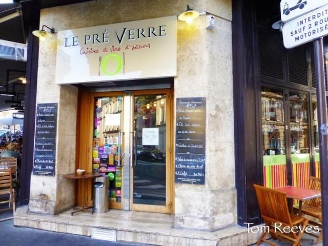 Le Pré Verre, 8 Rue Thénard