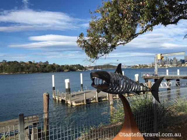 Sydney Harbour Sculpture 121