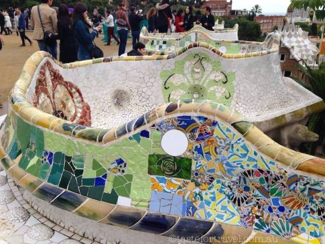 Parc Guell 26