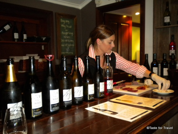 Clonakilla wines in Australia's shiraz region