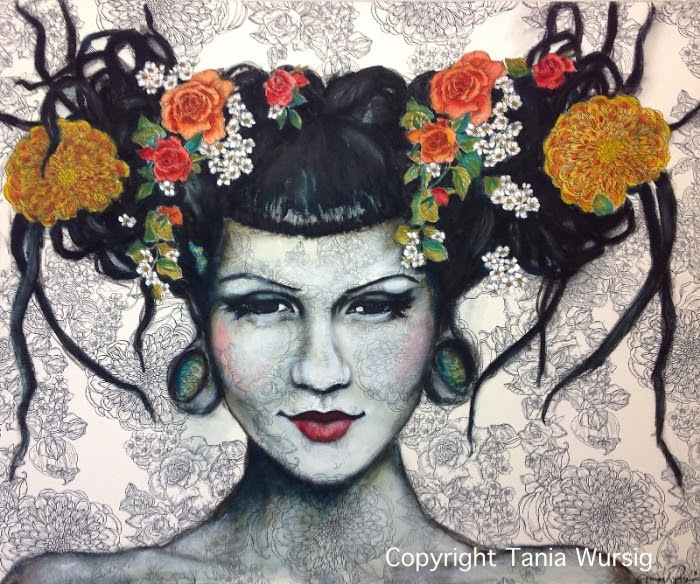 Amazon Bride by Tania Wursig
