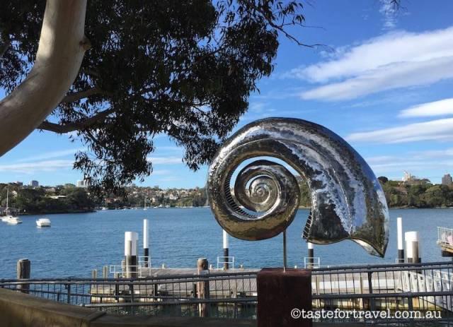 Sydney Harbour Sculpture 6