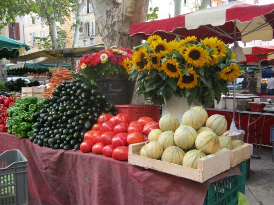 Aix-en-Provence Market 2