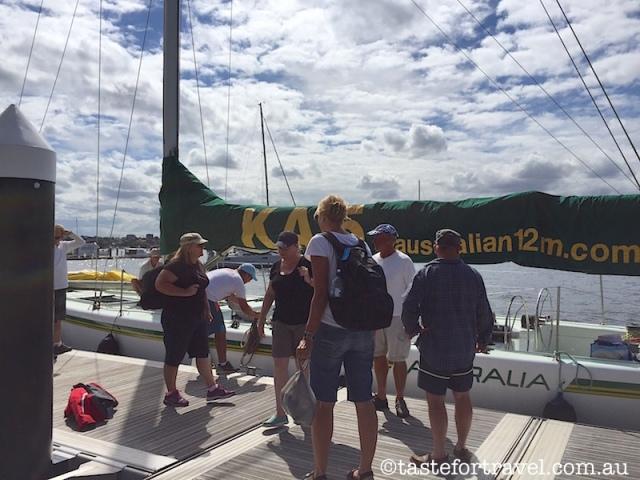 Sailing Australia 1