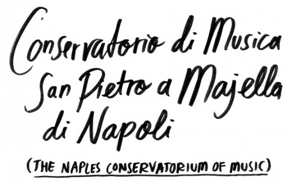 Naples Conservatorium of Music
