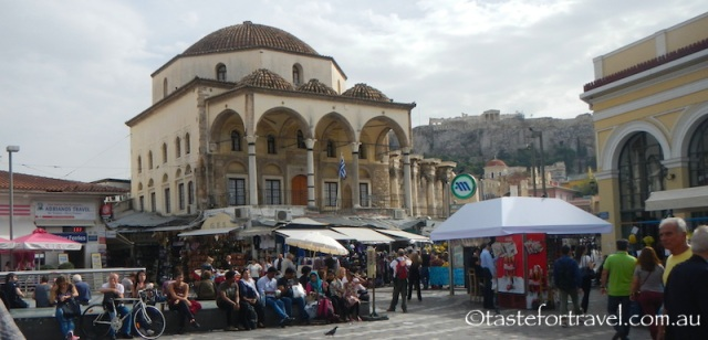 Monastiraki, Taste for Travel